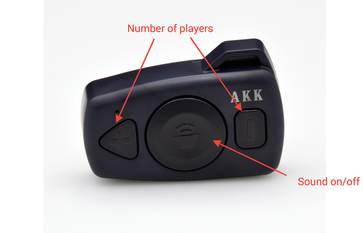 Cheating device remote