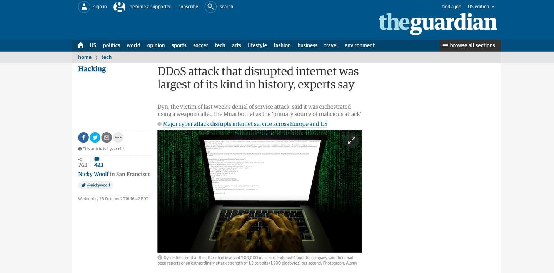 Inside Mirai the infamous IoT Botnet: A Retrospective Analysis