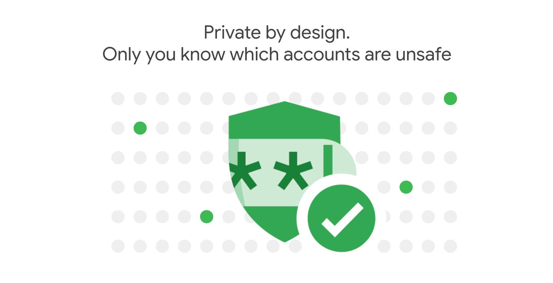 Password Checkup privacy